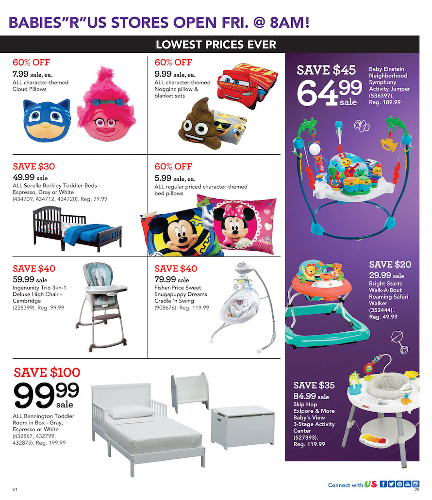 Fabulous Babies R Us Black Friday 2019 Ad Deals And Sales Lamtechconsult Wood Chair Design Ideas Lamtechconsultcom